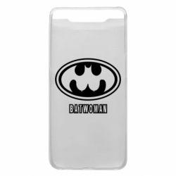 Чохол для Samsung A80 Batwoman