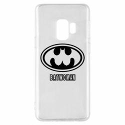 Чохол для Samsung S9 Batwoman