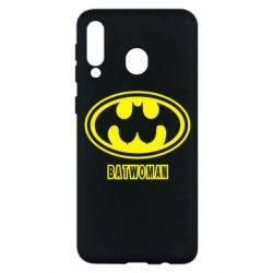 Чохол для Samsung M30 Batwoman