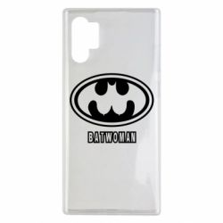 Чохол для Samsung Note 10 Plus Batwoman