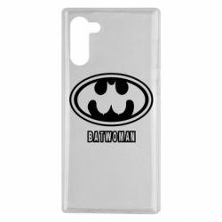 Чохол для Samsung Note 10 Batwoman