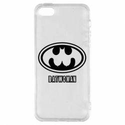 Чохол для iphone 5/5S/SE Batwoman