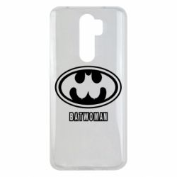Чохол для Xiaomi Redmi Note 8 Pro Batwoman