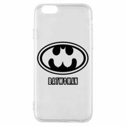 Чохол для iPhone 6/6S Batwoman