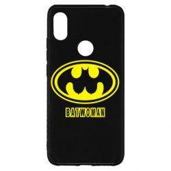 Чохол для Xiaomi Redmi S2 Batwoman