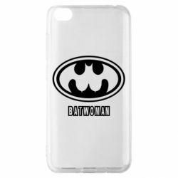 Чохол для Xiaomi Redmi Go Batwoman