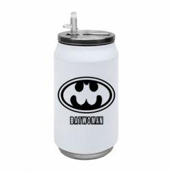 Термобанка 350ml Batwoman