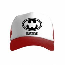 Дитяча кепка-тракер Batwoman