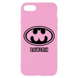 Чохол для iPhone 8 Batwoman