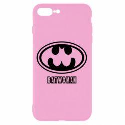 Чохол для iPhone 8 Plus Batwoman