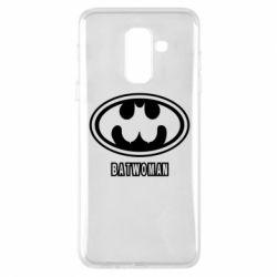 Чохол для Samsung A6+ 2018 Batwoman