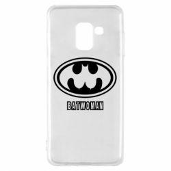 Чохол для Samsung A8 2018 Batwoman