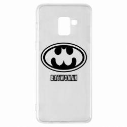 Чохол для Samsung A8+ 2018 Batwoman