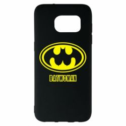 Чохол для Samsung S7 EDGE Batwoman