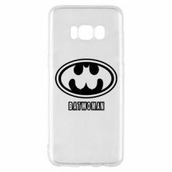 Чохол для Samsung S8 Batwoman