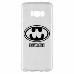 Чохол для Samsung S8+ Batwoman