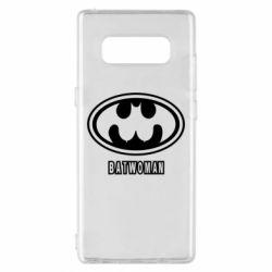 Чохол для Samsung Note 8 Batwoman