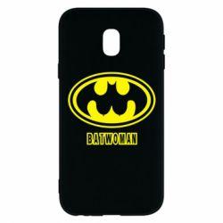 Чохол для Samsung J3 2017 Batwoman