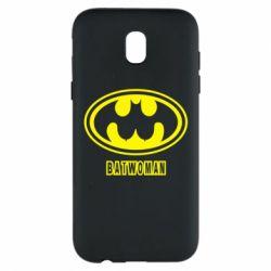 Чохол для Samsung J5 2017 Batwoman