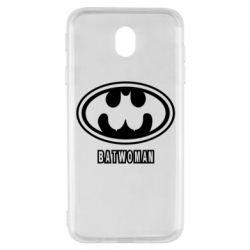 Чохол для Samsung J7 2017 Batwoman