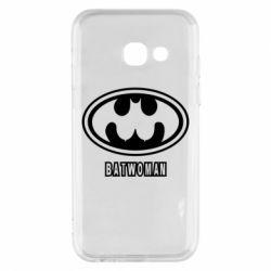 Чохол для Samsung A3 2017 Batwoman