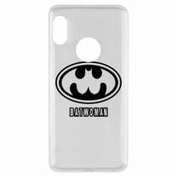 Чохол для Xiaomi Redmi Note 5 Batwoman