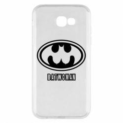 Чохол для Samsung A7 2017 Batwoman