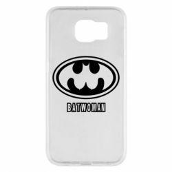 Чохол для Samsung S6 Batwoman