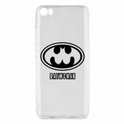 Чохол для Xiaomi Mi5/Mi5 Pro Batwoman