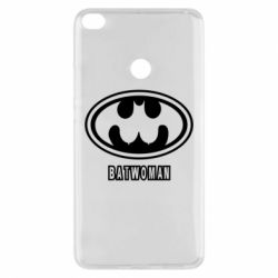 Чохол для Xiaomi Mi Max 2 Batwoman