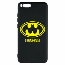 Чохол для Xiaomi Mi Note 3 Batwoman