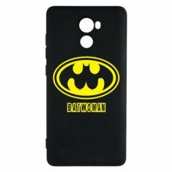 Чохол для Xiaomi Redmi 4 Batwoman