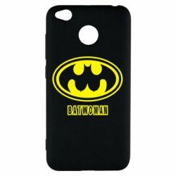 Чохол для Xiaomi Redmi 4x Batwoman