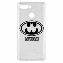 Чохол для Xiaomi Redmi 6 Batwoman