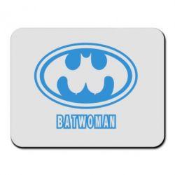 Коврик для мыши Batwoman - FatLine