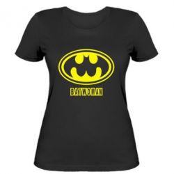 Женская Batwoman - FatLine