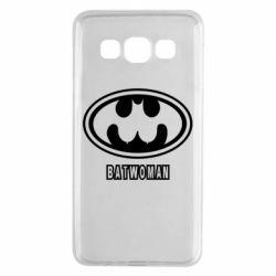 Чохол для Samsung A3 2015 Batwoman
