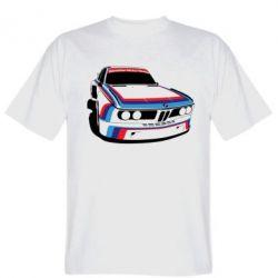 Мужская футболка Bavarian Motor Works - FatLine