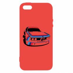 Купить BMW, Чехол для iPhone5/5S/SE Bavarian Motor Works, FatLine