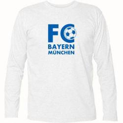Футболка с длинным рукавом Бавария Мюнхен