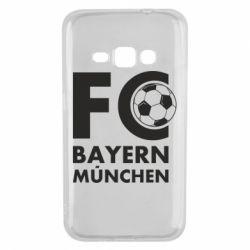 Чохол для Samsung J1 2016 Баварія Мюнхен