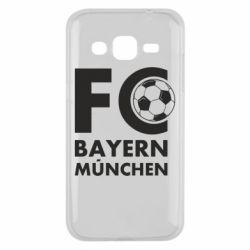 Чохол для Samsung J2 2015 Баварія Мюнхен