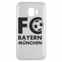 Чохол для Samsung J2 2018 Баварія Мюнхен