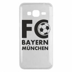 Чохол для Samsung J3 2016 Баварія Мюнхен