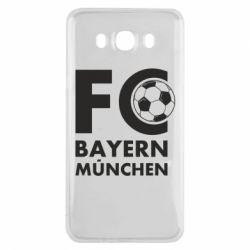 Чохол для Samsung J7 2016 Баварія Мюнхен