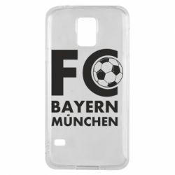 Чохол для Samsung S5 Баварія Мюнхен