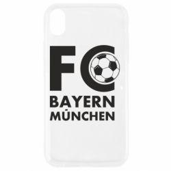 Чохол для iPhone XR Баварія Мюнхен