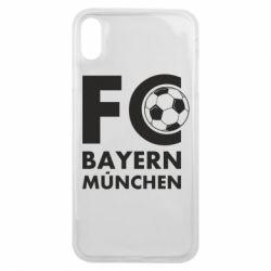 Чохол для iPhone Xs Max Баварія Мюнхен