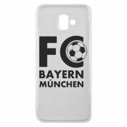 Чохол для Samsung J6 Plus 2018 Баварія Мюнхен