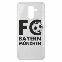 Чохол для Samsung J8 2018 Баварія Мюнхен